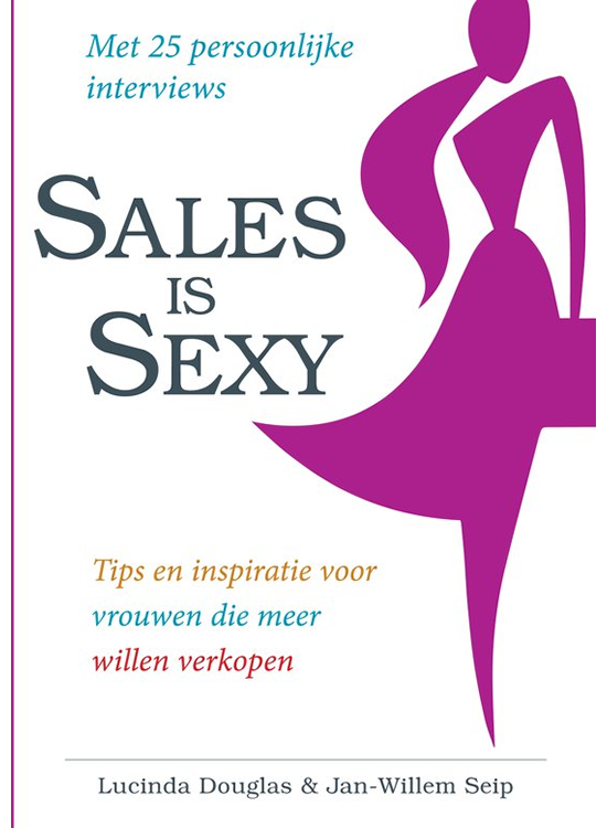 Cover boek Sales is sexy